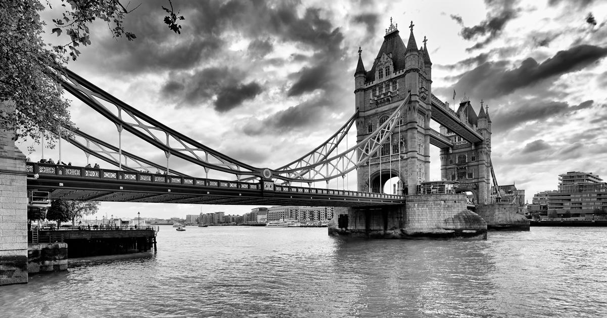 Tower Bridge MKHardy London Street Photography