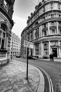Great Scotland Yard Street MKHardy London Street Photography