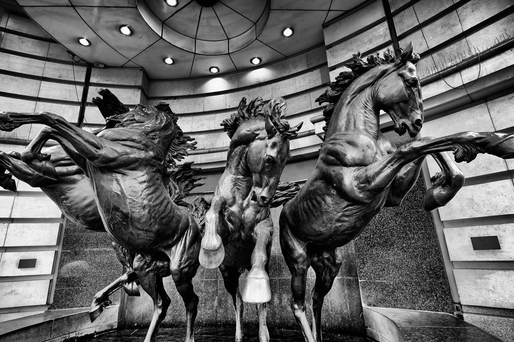 The Four Bronze Horses of Helios