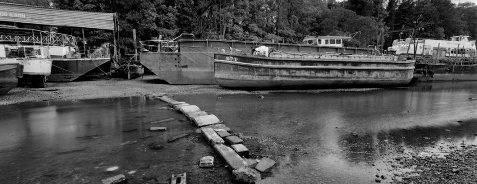 Isleworth Boatyard