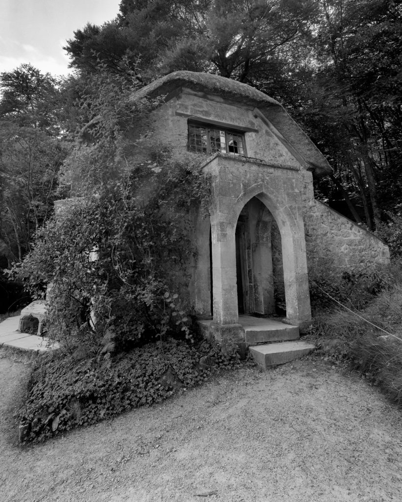 Stourhead Gothic Cottage