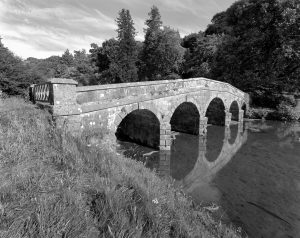 Stourhead Palladian Bridge