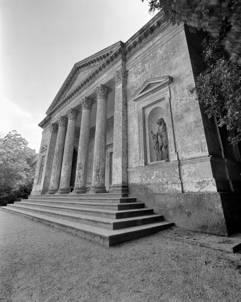 Stourhead Pantheon