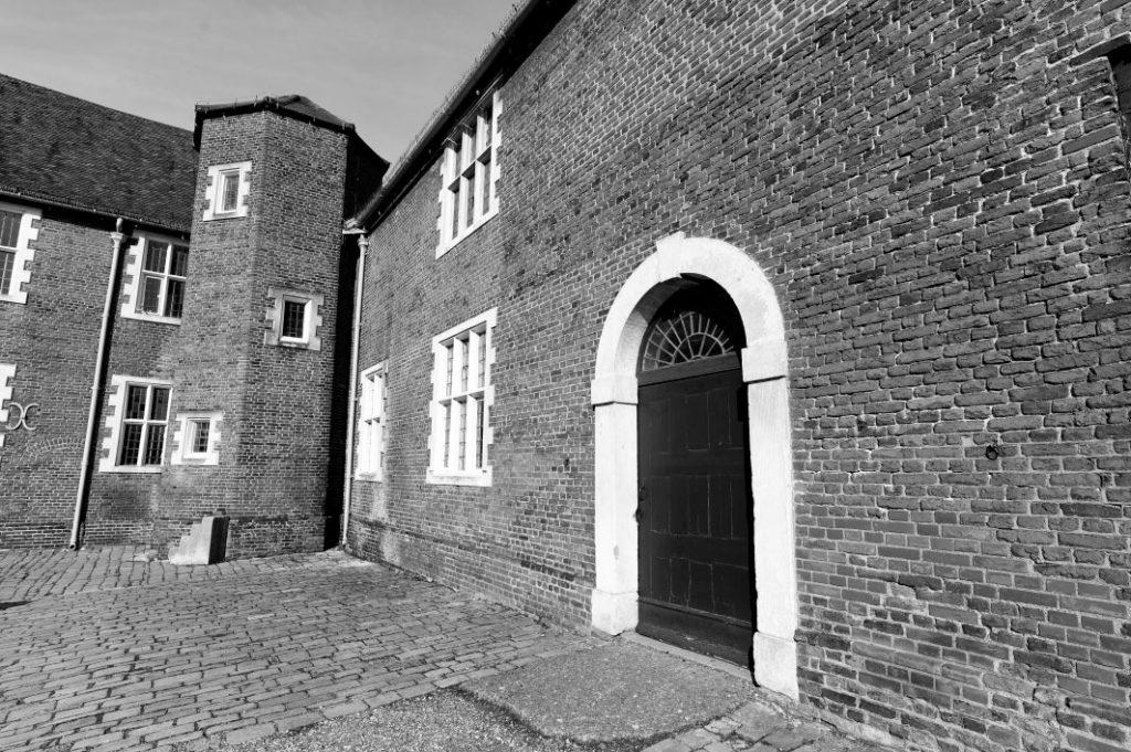 Osterley House Stables door