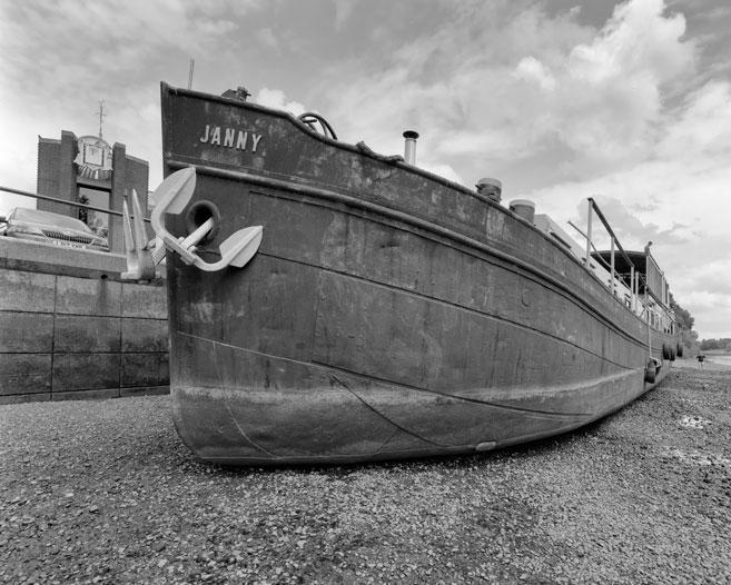 Janny at Isleworth Drawdock